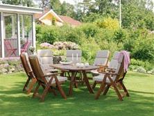 садовая мебель цена