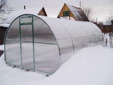 продажа зимних теплиц